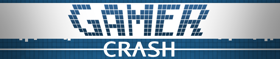 Gamer Crash Logo