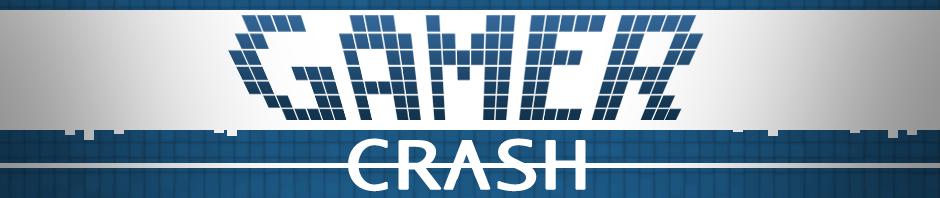 Gamer Crash Logo