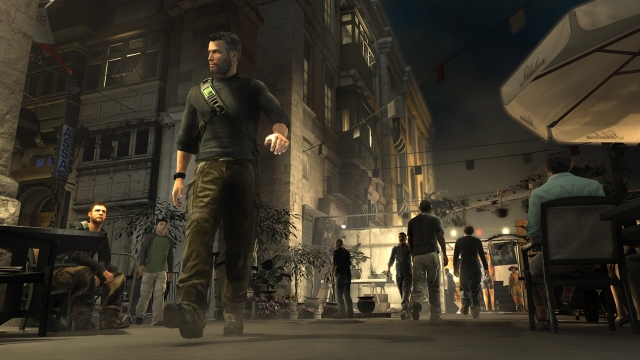 Splinter Cell Conviction Malta
