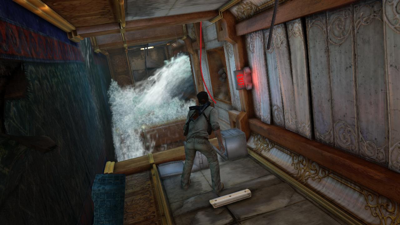 Uncharted 3 Drake S Deception Review Gamer Crash