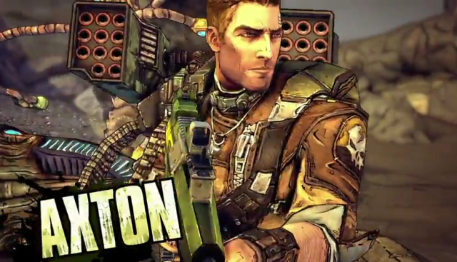borderlands2 axton - photo #12