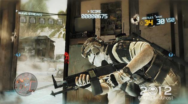 Ghost Recon Future Soldier: le mode Guerrilla vu de l'intérieur ;)
