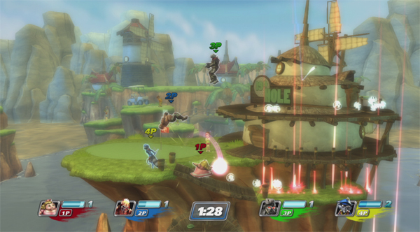 PlayStation All-Stars Battle Royale Announced – Surprise