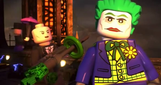 Lego Batman 2 Dc Super Heroes Review Gotham Justice Gamer Crash