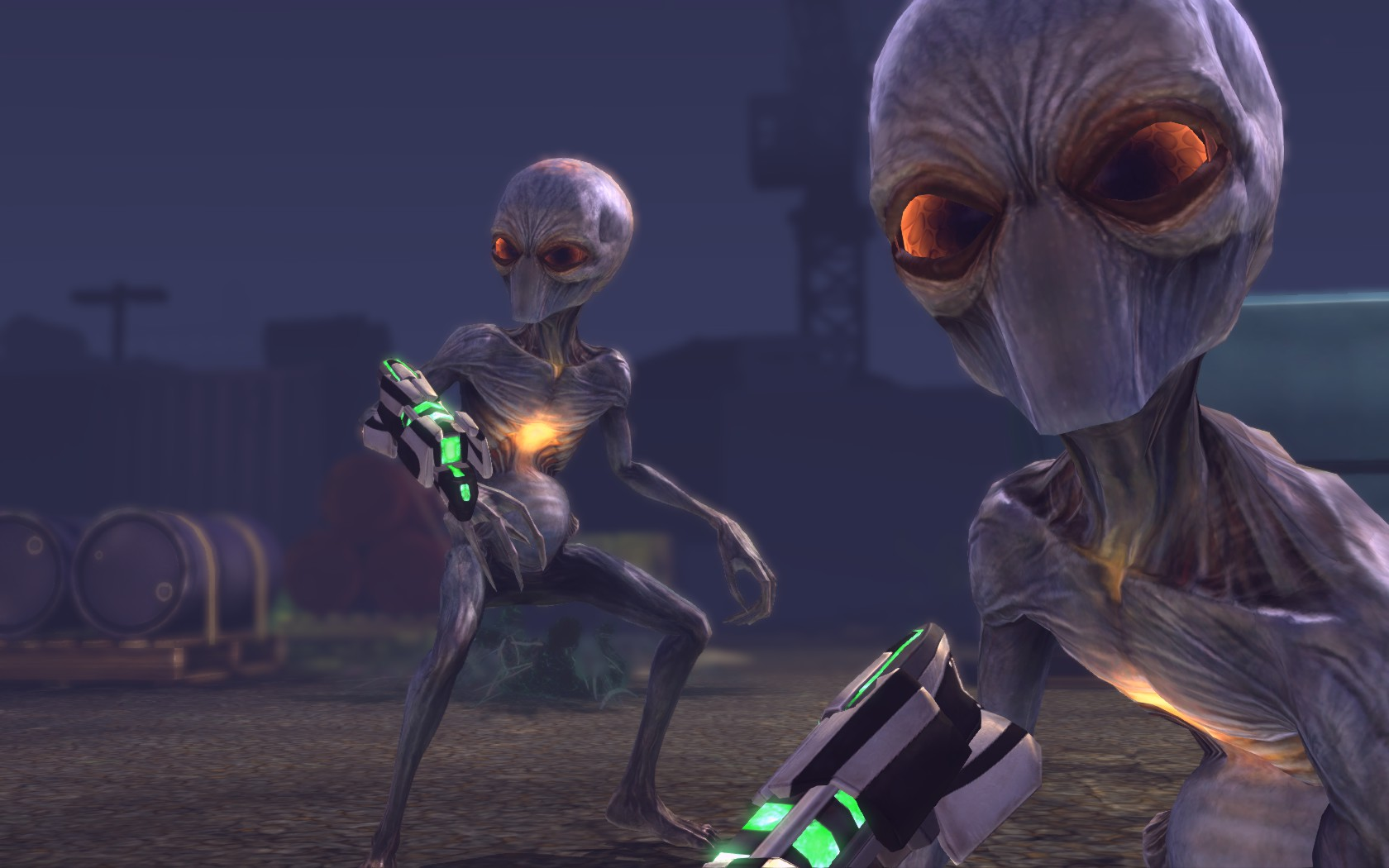 Xcom Enemy Unknown Alien Types Commander! Inco...