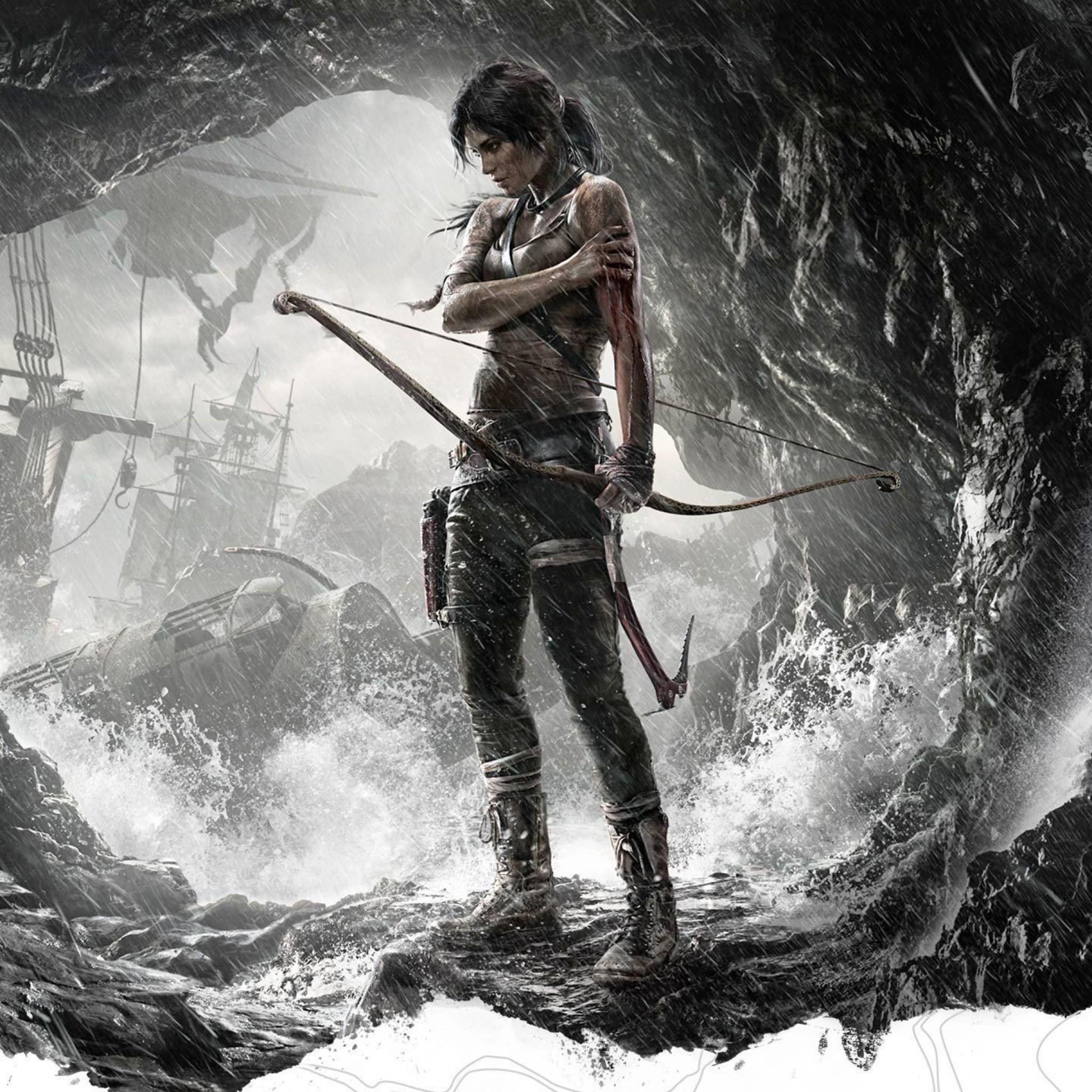 Tomb Raider Game