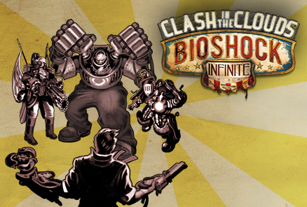 BioShock Infinite – Clash in the Clouds DLC Impressions