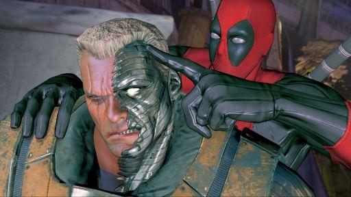 Deadpool-Cable