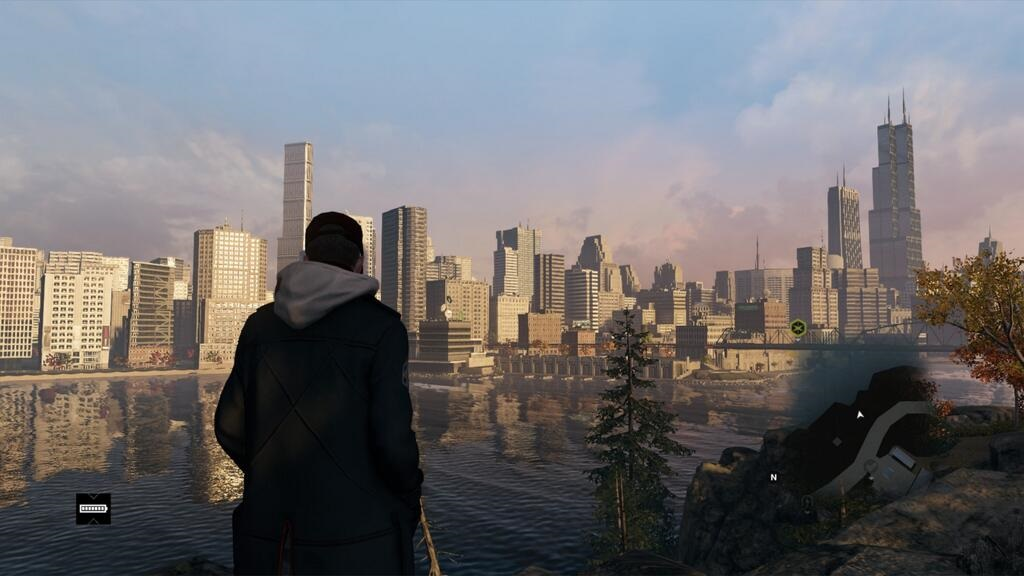 The trouble with side content in open world games gamer crash fantastic chicago cityscape shot gumiabroncs Gallery