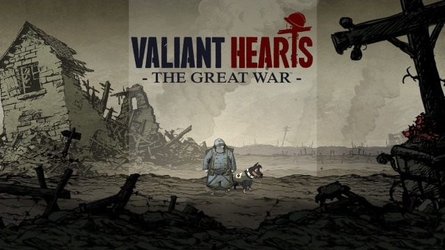 Valiant Hearts Logo