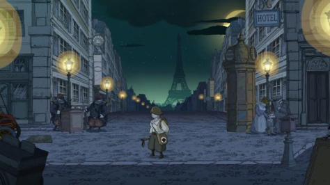 Paris Chapter