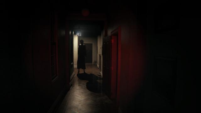 Silent Hills Red Lisa