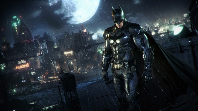 Batman Arkham Knight City