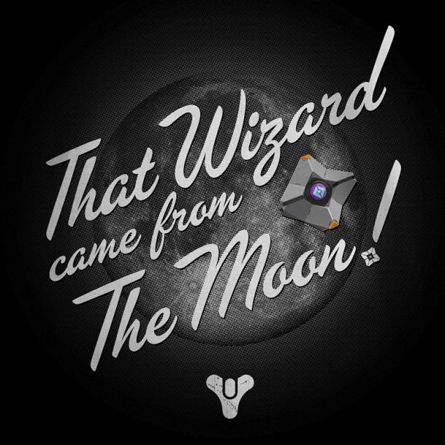 Destiny Moon Wizard