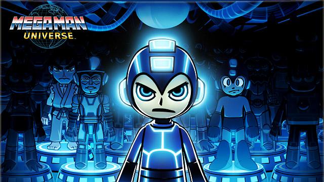 Mega Man Universe Logo