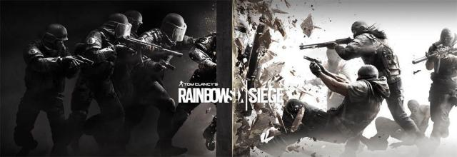 Tom Clancys Rainbow Six Siege Logo