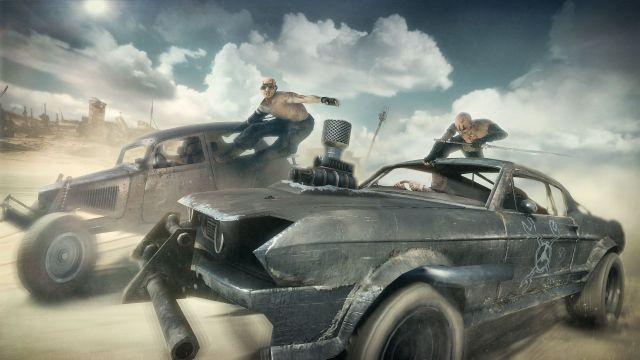 Mad Max Combat