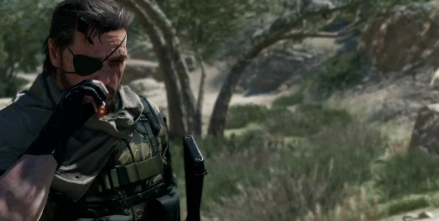Metal Gear Big Boss