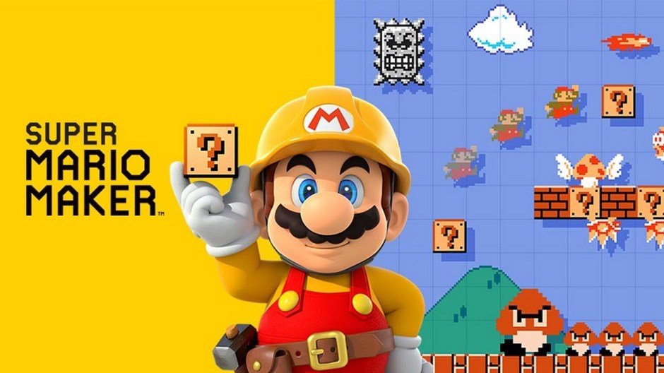 Super Mario Maker Logo