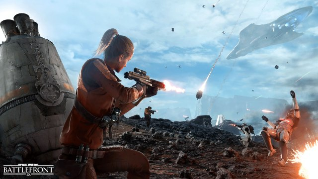 Battlefront Dropzone