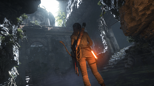 Rise of the Tomb Raider Underground