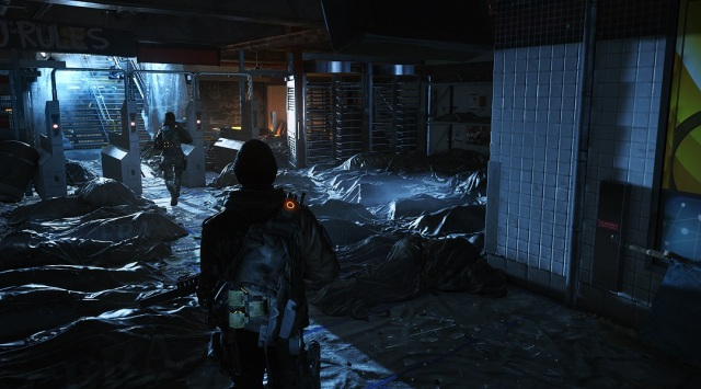 The Division contagion