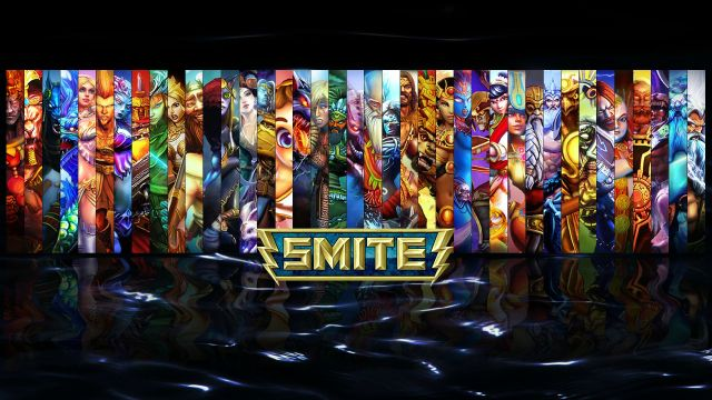 Smite Gods