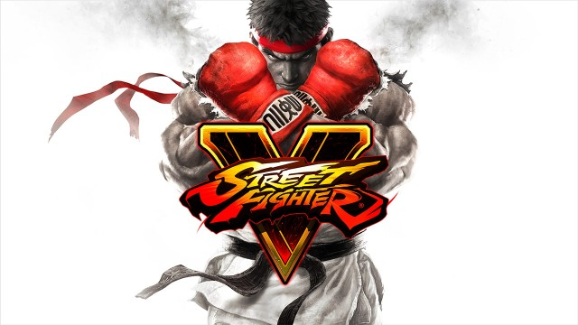 street fighter 5 ryu artwork