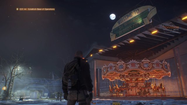 The Division Night