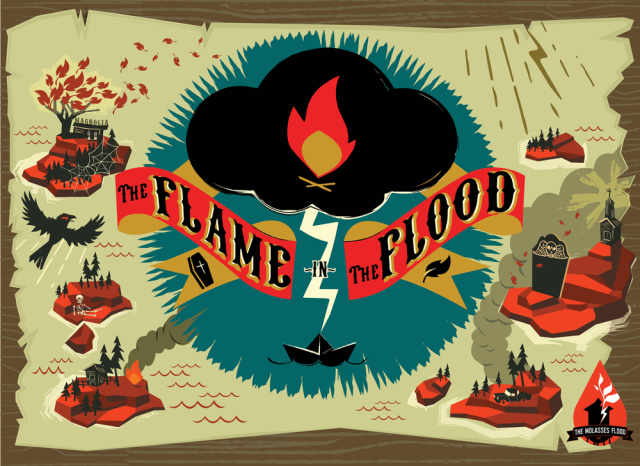 Flame in the Flood logo