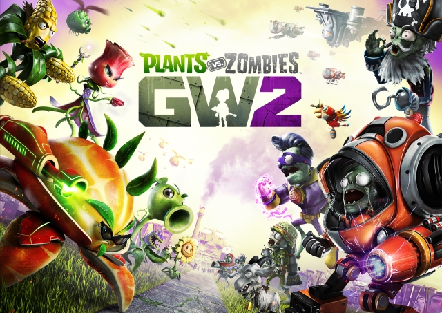 Garden Warfare 2 Logo