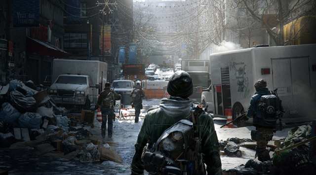 The Division Junk