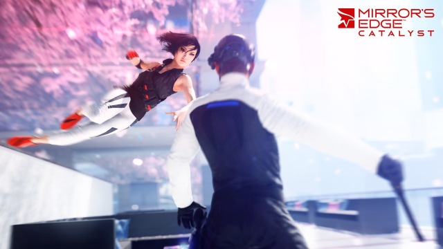 Mirror's Edge Catalyst Combat Momentum