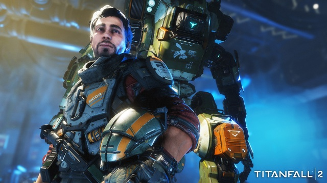 titanfall 2 cooper and BT