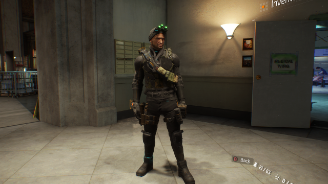 the division splinter cell