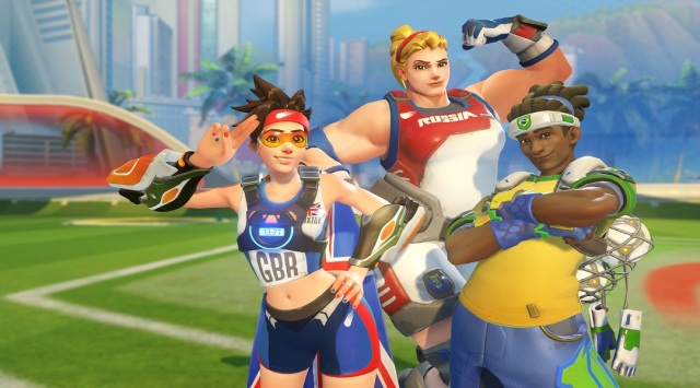 overwatch summer games 2016