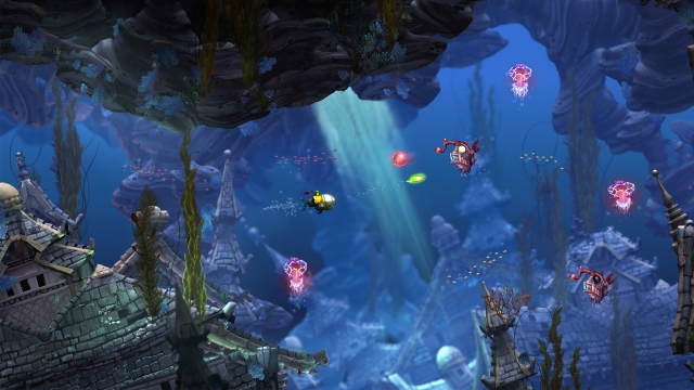 song of the deep Merrow Ruins