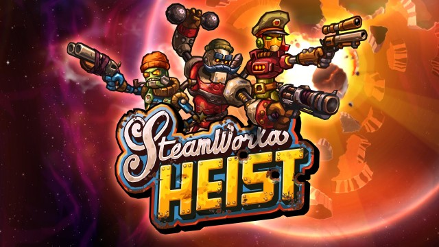 SteamWorld Heist logo