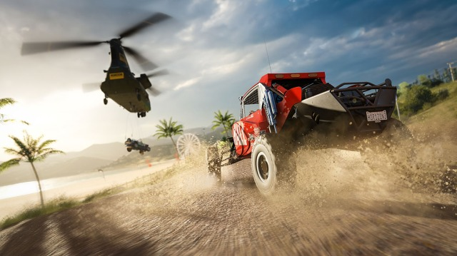 Forza Horizon 3 Showcase Race