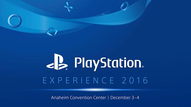 PlayStation Experience 2016 logo