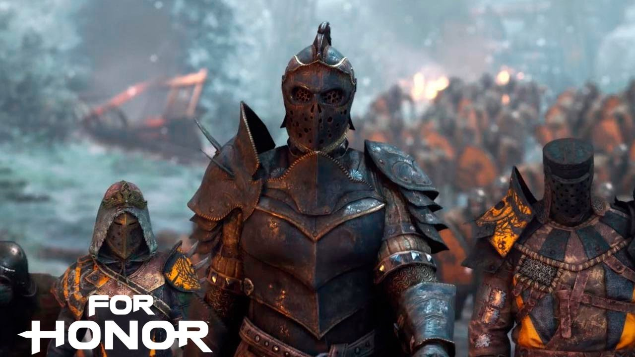 For Honor Campaign Impressions – For the King/Shogun/Warlord