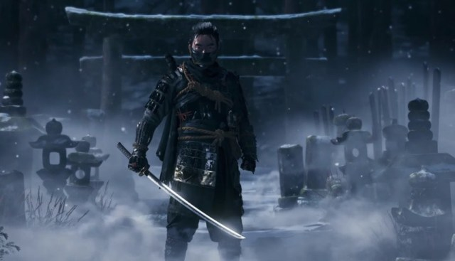 Ghost of Tsushima character
