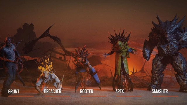 rainbow six siege outbreak enemies