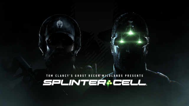 Splinter Cell keyart