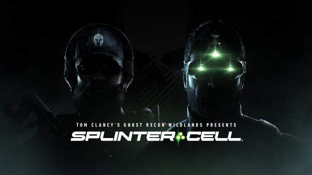 Splinter Cell keyart