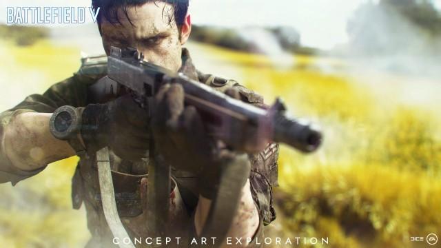 battlefield 5 soldier