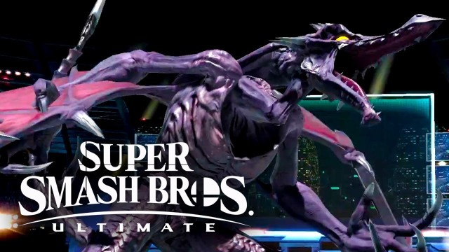 super smash bros ridley