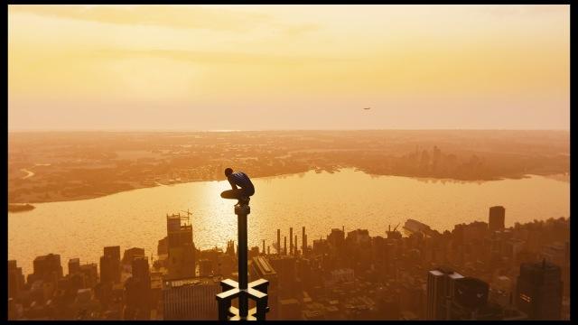 Marvel's Spider-Man Sightseeing