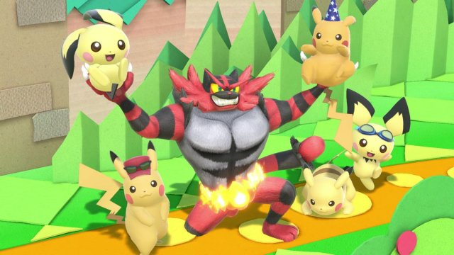 super smash bros ultimate incineroar