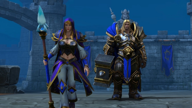 warcraft 3 reforged jaina
